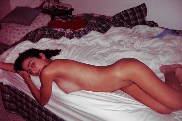 Laila, jeune marocaine nue de Marrakech