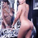Miss Amal nue en mode glamour
