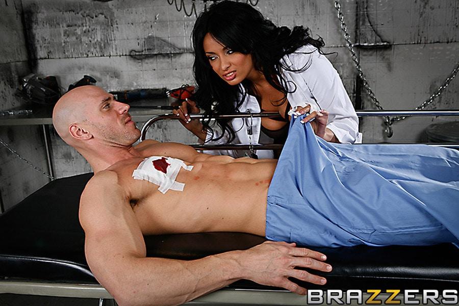 Anissa Kate Dr. Gangbanger Banger 4
